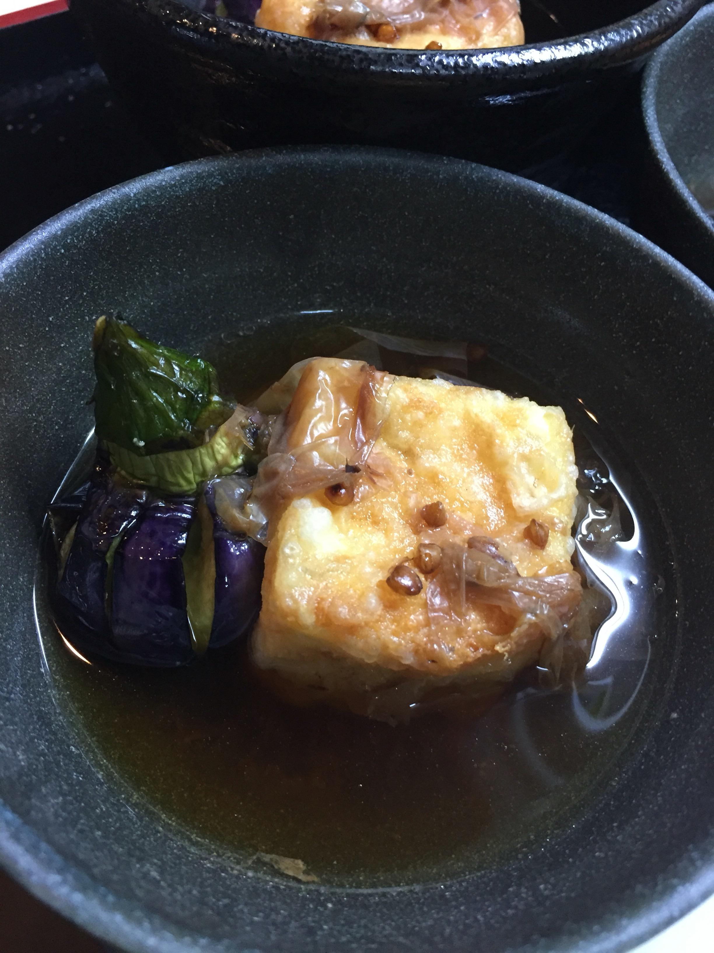 日本酒交流会のお料理②
